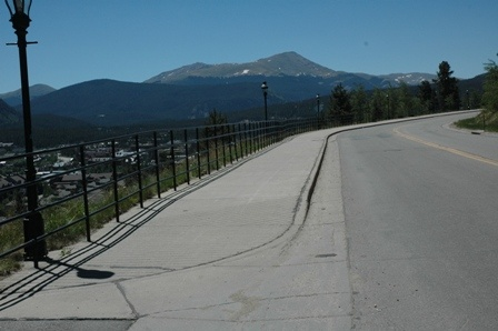 Ski Hill Road Rec Path