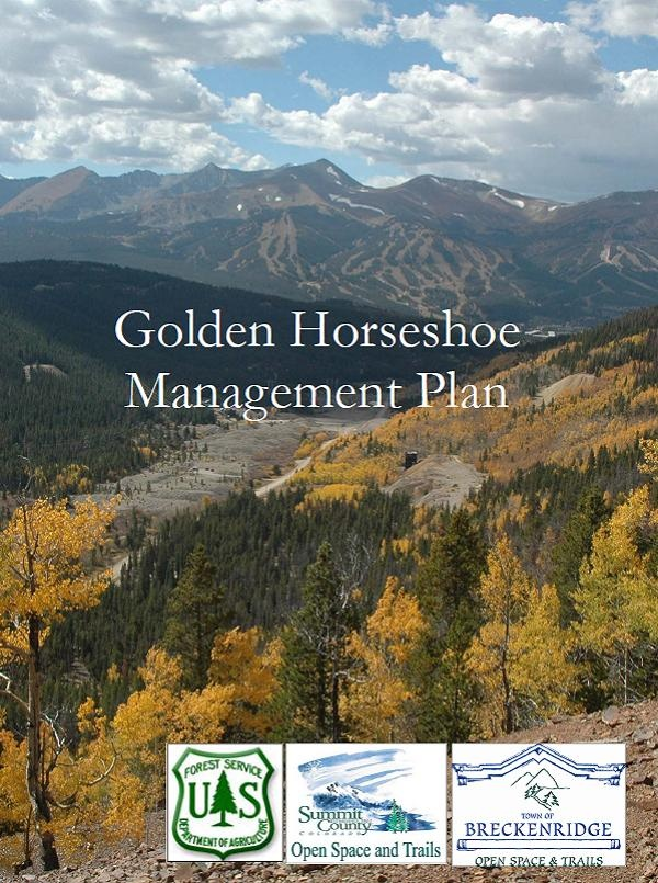 Golden Horseshoe Management Plan
