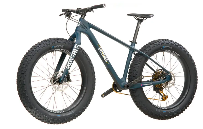 Borealis Yampa Fat Bike