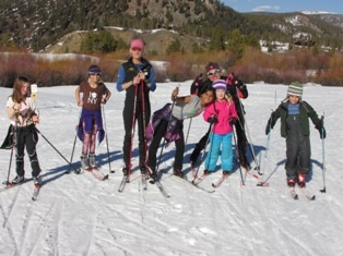 XC Ski Youth Lesson