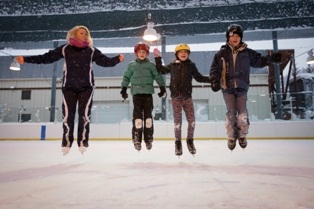 Youth Ice Skating Lessons