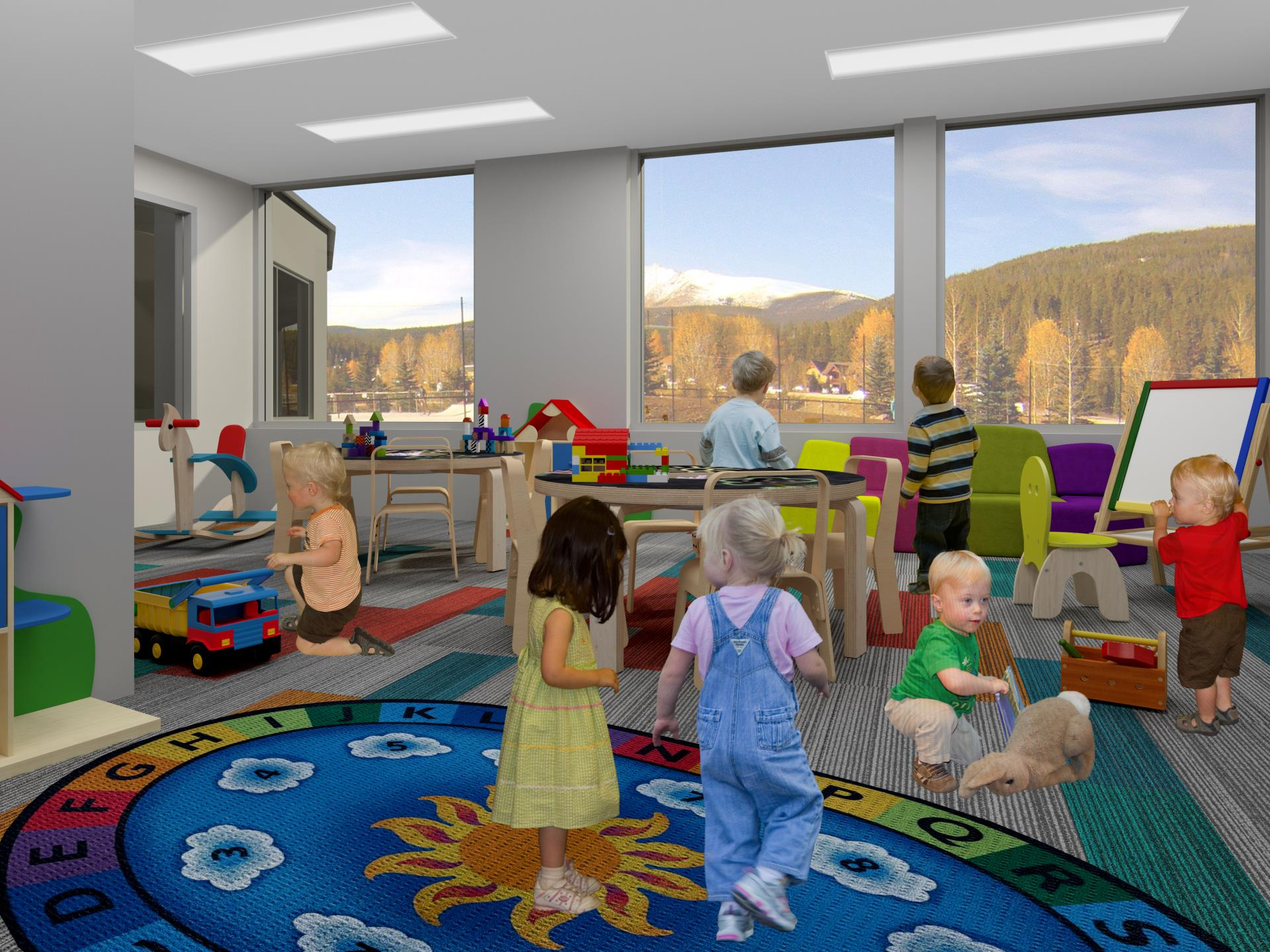 Breckenridge Recreation Center Bearly Big Child Care