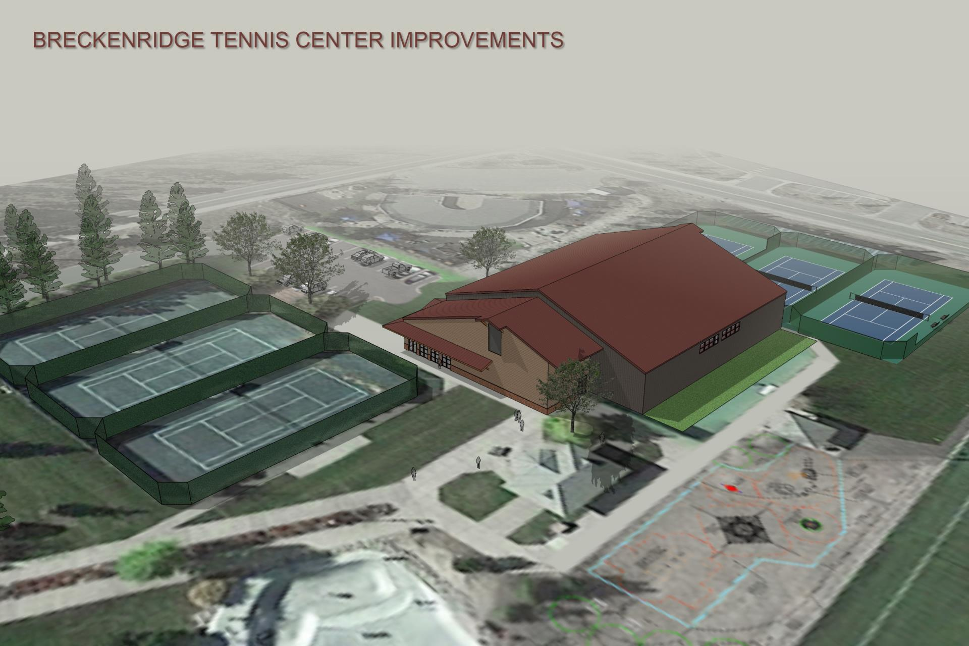 Breckenridge Tennis Center
