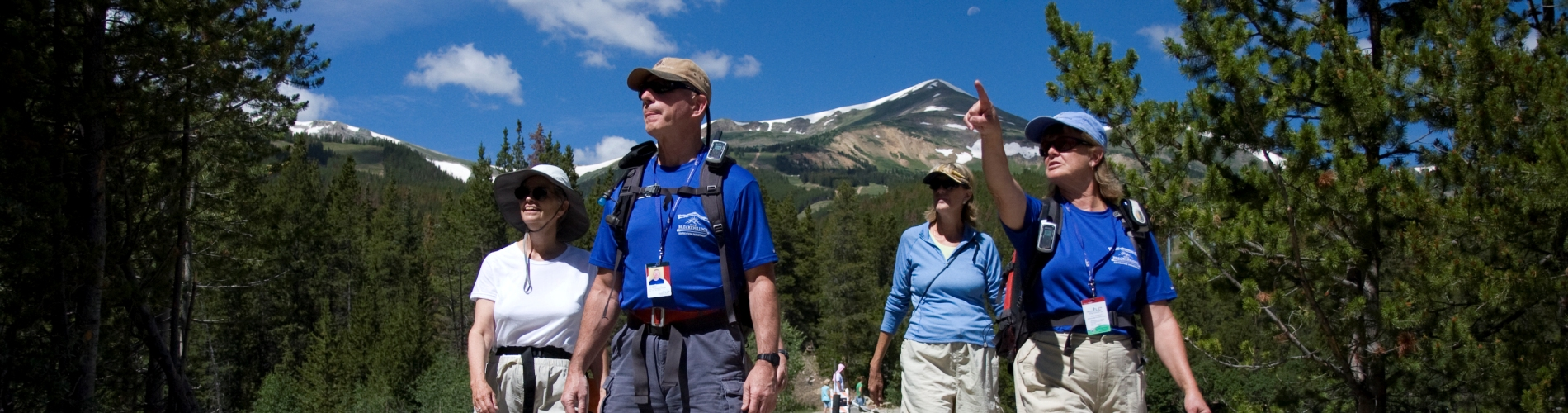 Guided Wilderness Hikes