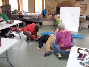 Frist Aid/CPR Certification Class