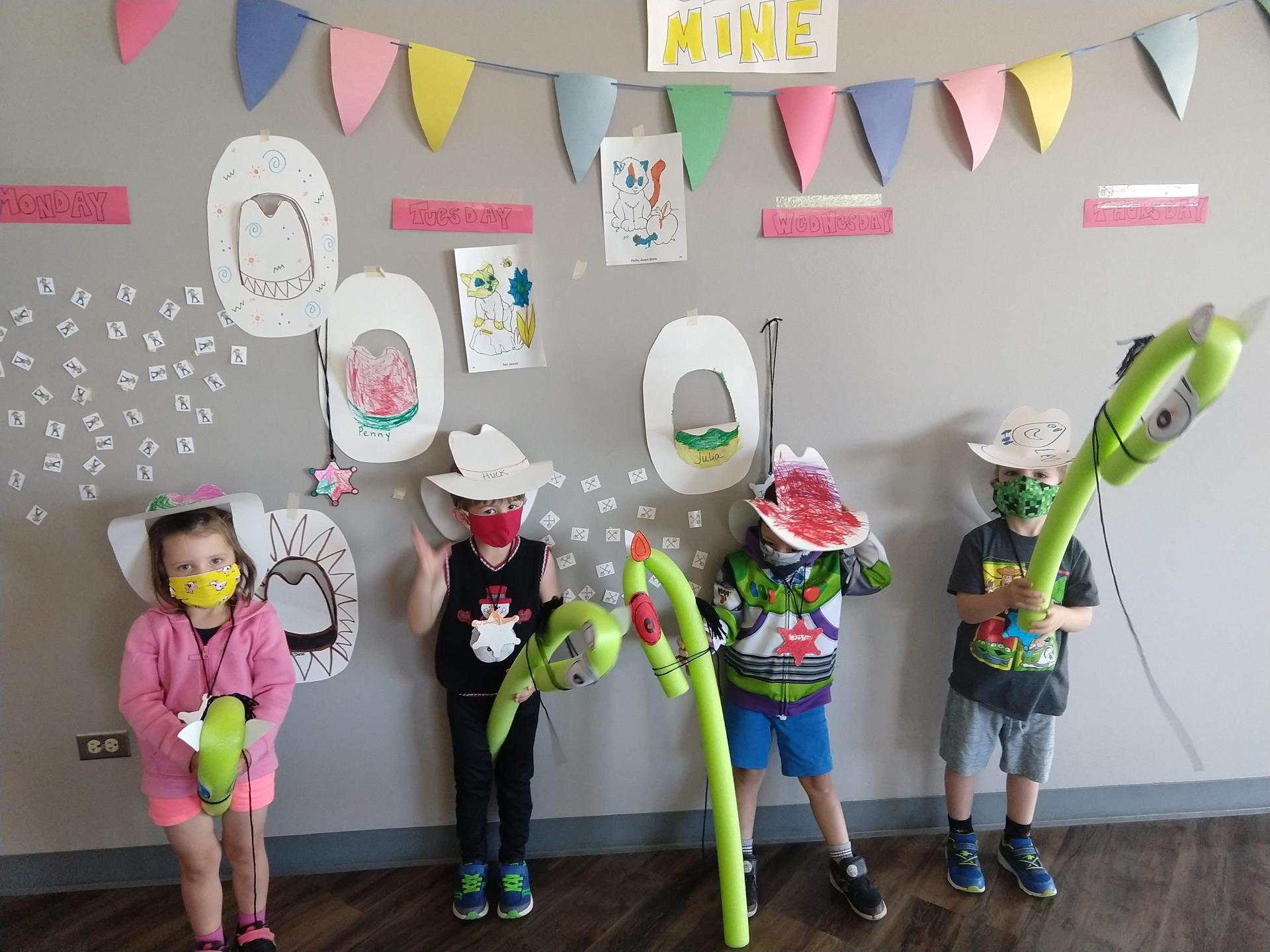 Little Learners cowboys